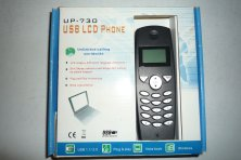 USB LCD Phone UP-730
